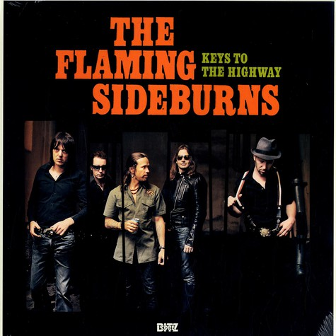 Flaming Sideburns, The - Keys to the highway