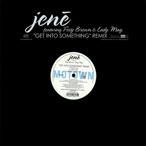 Jene' - Get into something Remix feat.Foxy Brown