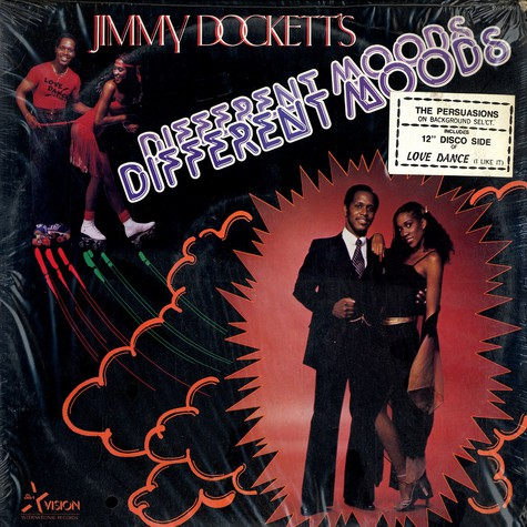 Jimmy Dockett - Different moods