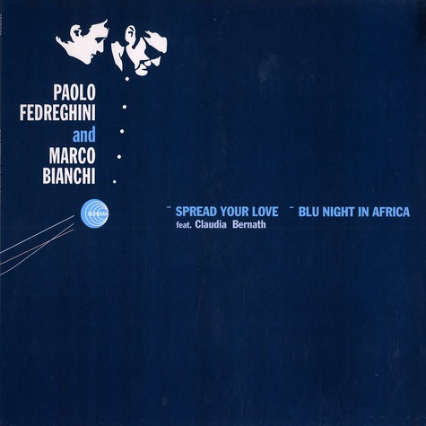 Paolo Fedreghini & Marco Bianchi - Spread your love feat. Claudia Bernath