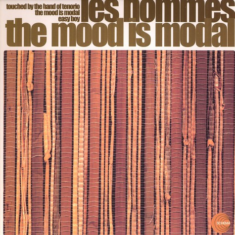 Les Hommes - The mood is modal