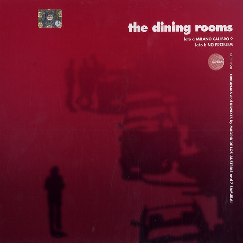 Dining Rooms, The - Milano calibro 9