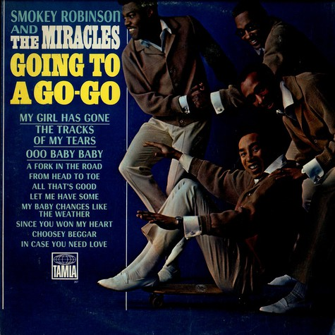Miracles, The - Going To A Go-Go
