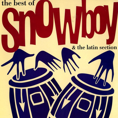 Snowboy And The Latin Section - The best of