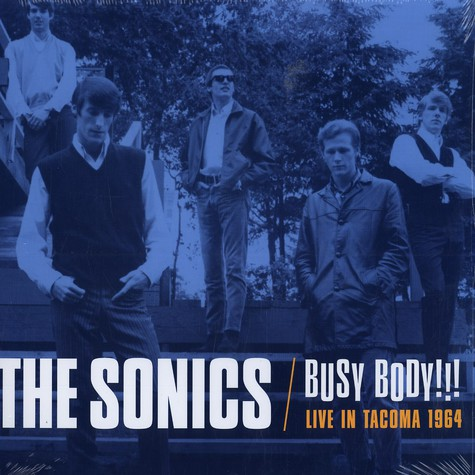 Sonics, The - Busy body!!! - live in Tacoma 1964
