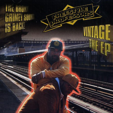 Freestyle Professors - Vintage - The EP