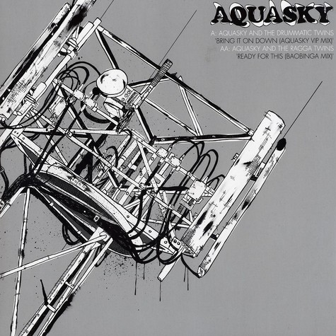 Aquasky - Bring it on down feat. The Drummatic Twins