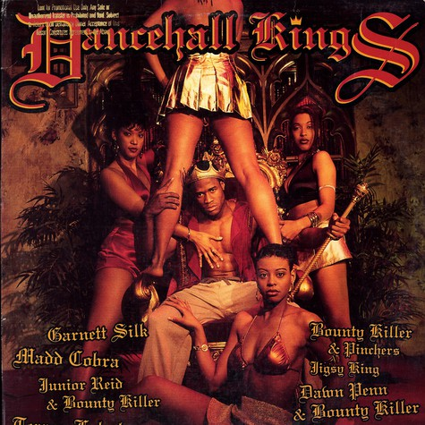V.A. - Dancehall kings vol. 1