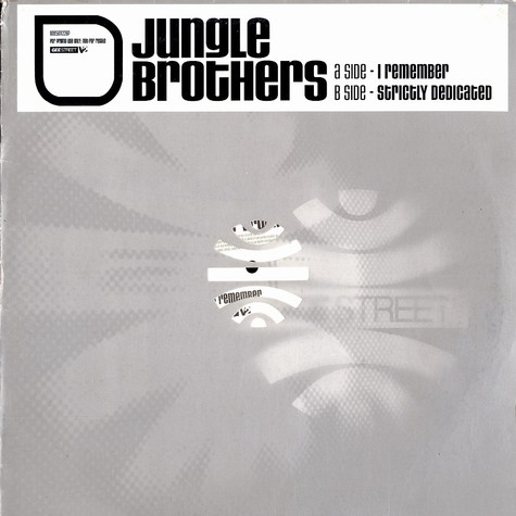Jungle Brothers - I remember