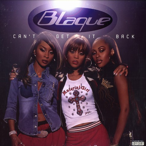 Blaque - Can't get it back Trackmasters version feat. Royce Da 5'9