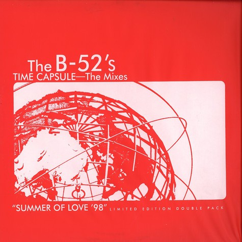 B-52s, The - Time capsule - the mixes