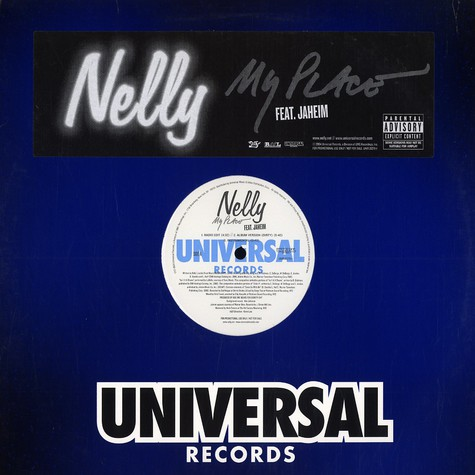 Nelly - My place feat. Jaheim