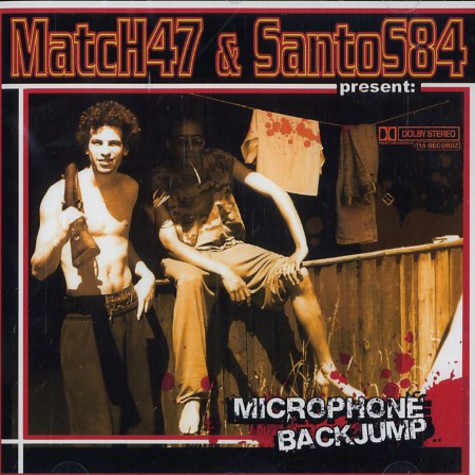 Match 47 & Santos 84 - Microphone backjump