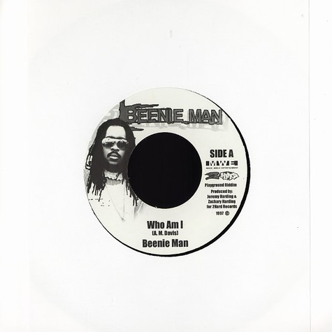 Beenie Man / Mr.Vegas - Who am i / big things a gwaan