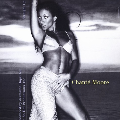Chante Moore - Straight up