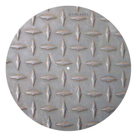Glowtronics - Diamond Plate Non Glow Slipmat