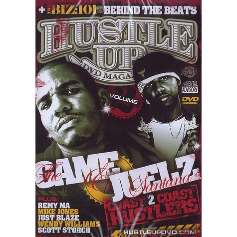 Hustle Up DVD Magazine - Volume 2