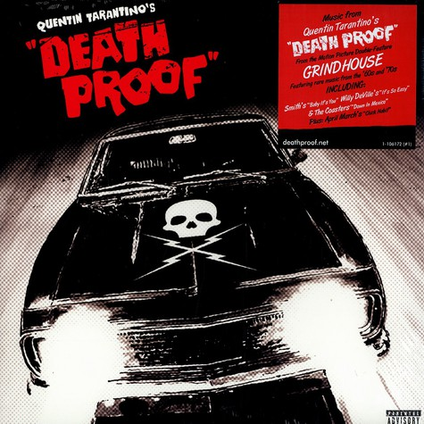 Quentin Tarantino's 'Death Proof' - OST Grind house