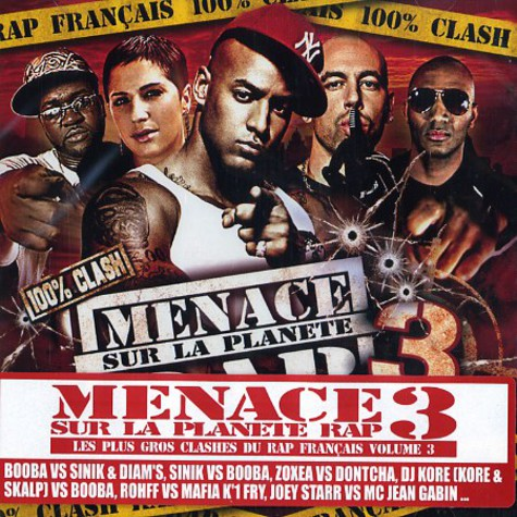 Menace Sur La Planete - Volume 3