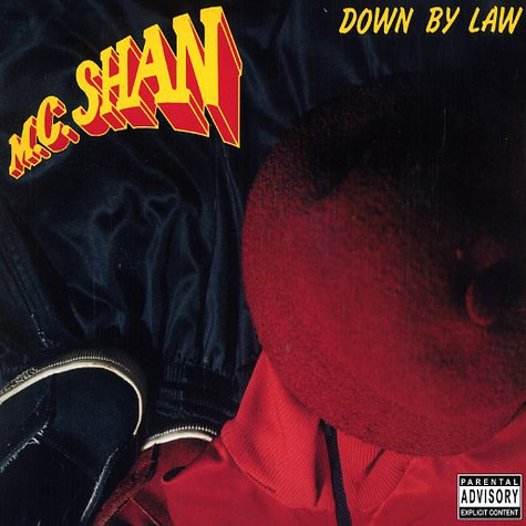 MC Shan - Down by law special edition