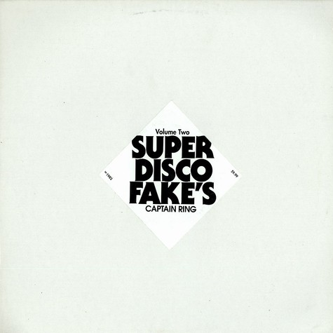 Captain Ring - Super disco fakes volume 2
