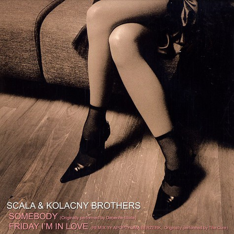 Scala & Kolacny Brothers - Somebody