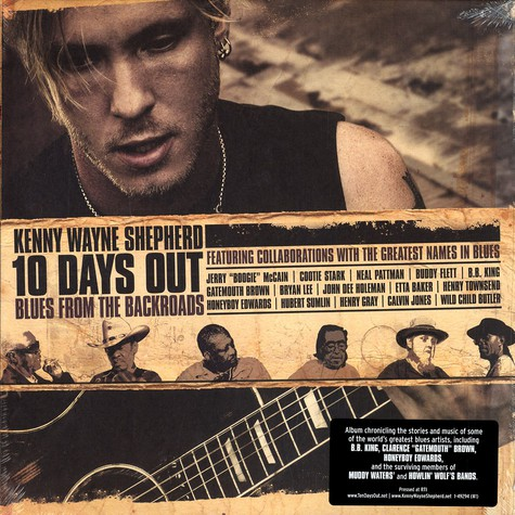 Kenny Wayne Shepherd - 10 days out - blues from the backroads