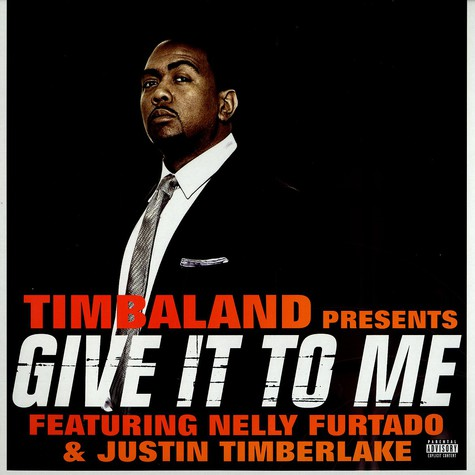 Timbaland - Give it to me feat. Nelly Furtado & Justin Timberlake