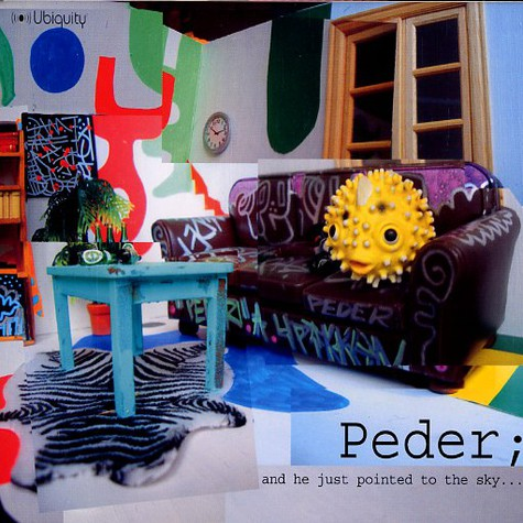 Peder - And He Just Pointed To The Sky