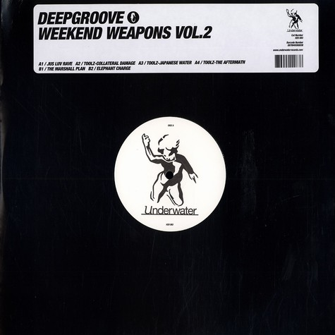 Deepgroove - Weekend weapons Volume 2