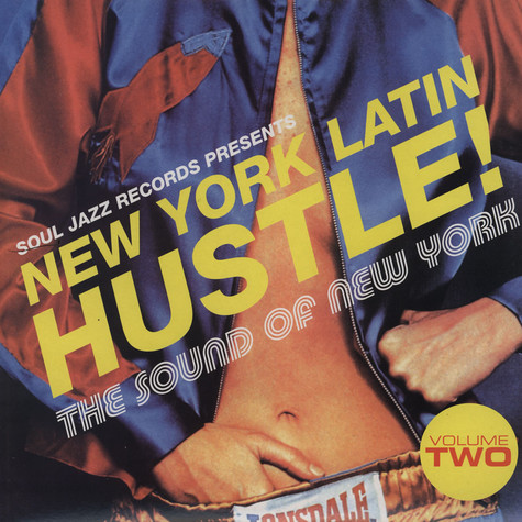 V.A. - New York latin hustle Volume 2