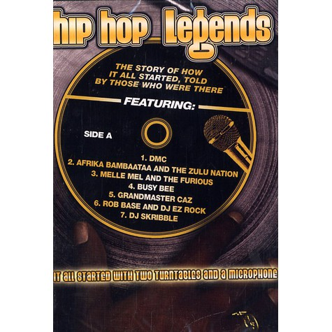 V.A. - Hip hop legends