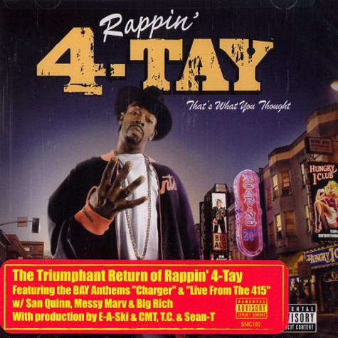 Rappin 4 Tay - That's what you tonight