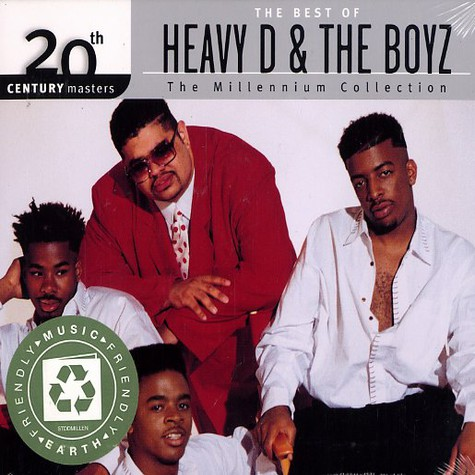 Heavy D & The Boyz - The best of - 20th Century masters