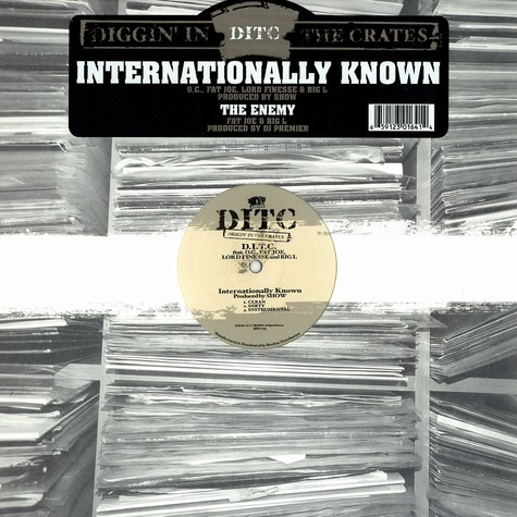 DITC - Internationally known