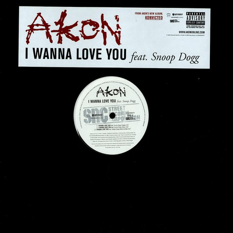 Akon - I wanna love you feat. Snoop Dogg