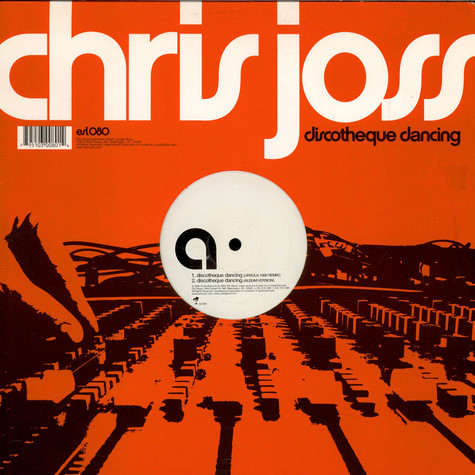 Chris Joss - Discotheque Dancing