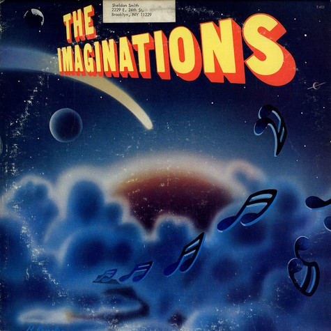 Imaginations, The - The Imaginations