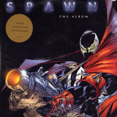 V.A. - Spawn the album