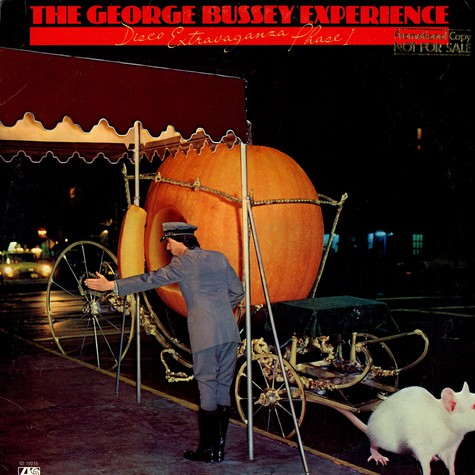 George Bussey Experience, The - Disco extravaganza phase 1