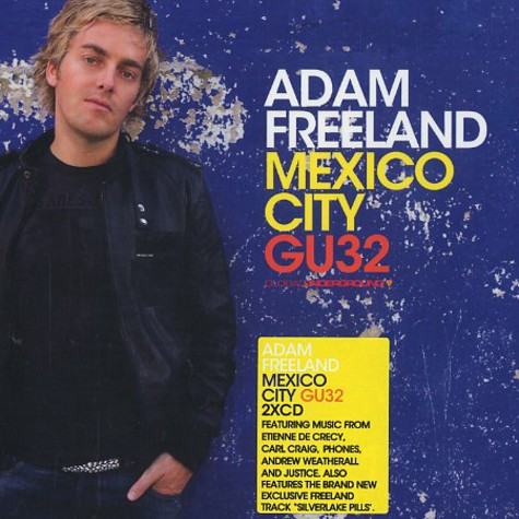 Adam Freeland - Mexico City GU32
