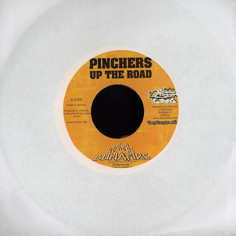 Pinchers / Sharicon   - Up the road / Praise my god