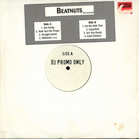 Beatnuts - Street Level instrumentals
