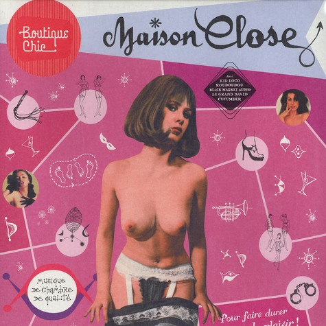 Boutique Chic - Maison close