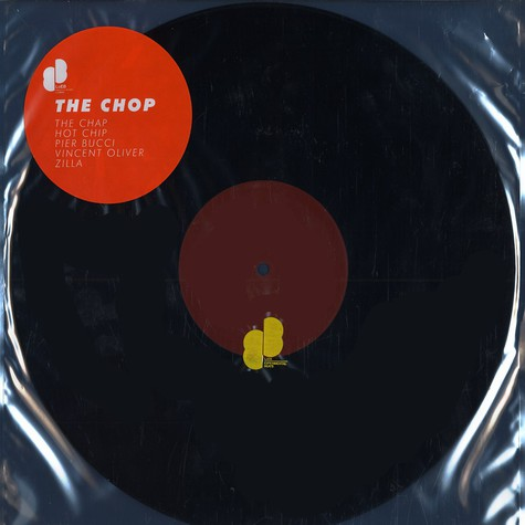 Chap, The / Hot Chip - The chop EP
