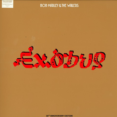 Bob Marley & The Wailers - Exodus - the 30th anniversary edition