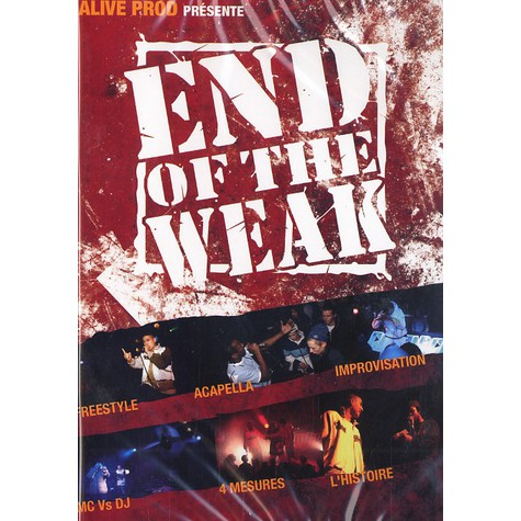 Alive Prod. presents - End of the weak