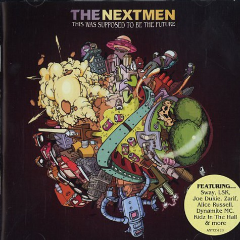 Nextmen - This was supposed to be the future