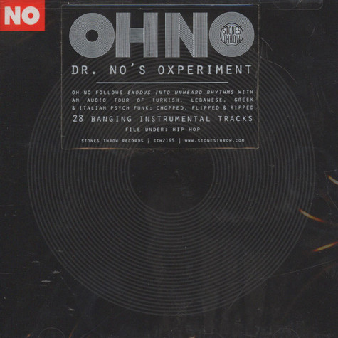 Oh No - Dr. No's oxperiment