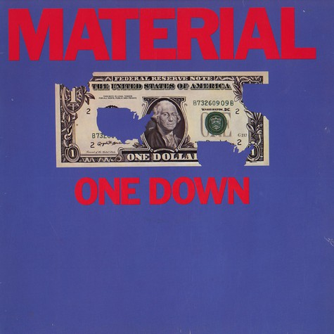 Material - One dollar